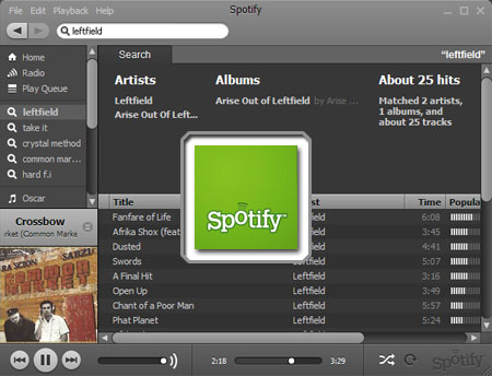 Spotify - ooh isn't it evil!
